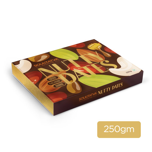 Nutty Dates (Pack of 12 pieces)