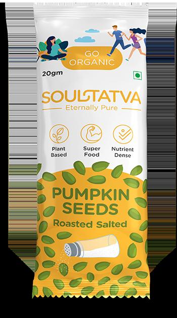 Pumpkin Seeds Roasted Salted