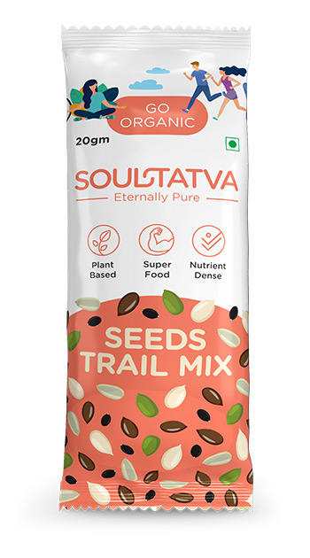Buy online organic seeds trial mix
