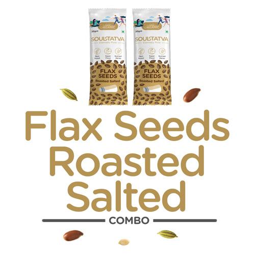 Flax Seeds Combo
