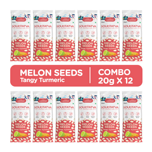 Melon Seed Tangy Turmeric Combo