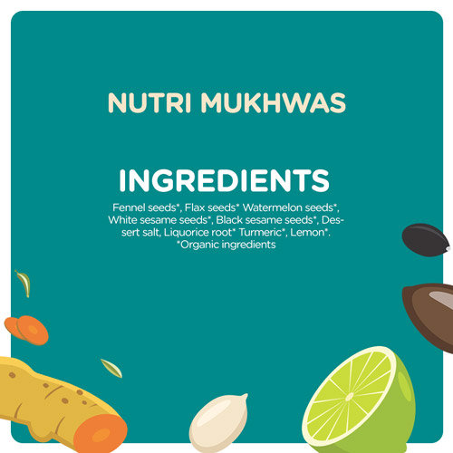 Nutri Mukhwas Combo