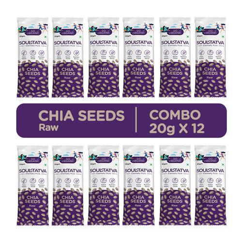Chia Seeds Combo