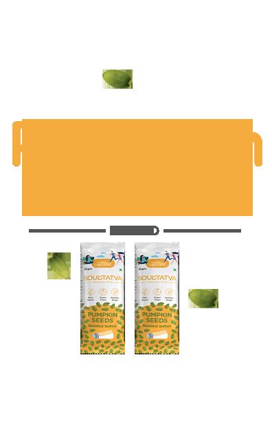 Pumpkin Seeds Combo