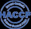 Process HACCAP certified